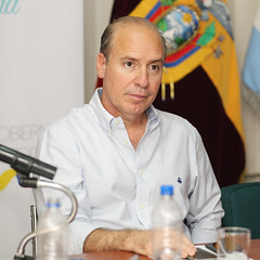 VICEPRESIDENTA EN ENLACE RADIAL CON LA ASOCIACIÓN DE RADIODIFUSORES NÚCLEO GUAYAS, 19 DE OCTUBRE 2018. (Vicepresidencia Ecuador) Tags: vicepresidenciaecuador vicepresidencia vicepresidenta mariaalejandravicuña enlaceradial entrevista mediosdecomunicación radio radiodifusores aer gua guayaquil