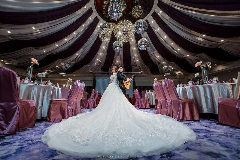 [新北婚攝] Richard&Jill 早儀午宴 婚禮紀錄 @ 府中晶宴會館 韻劇場| #婚攝楊康