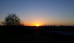 Glasgow Autumn Sunrise (Michelle O'Connell Photography) Tags: drumchapel glasgow autumn sunrise autumnsunrise morning autumnmorning sunrisesunset glasgowsunrise colourful silhouettephotography silhouette skyline drumchapellifesofar michelleoconnellphotography