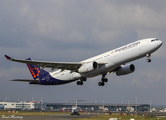 Brussels Airlines A330-300 OO-SFC (birrlad) Tags: brussels bru international airport belgium aircraft aviation airplane airplanes airline airliner airlines airways takeoff departing departure runway rotate climbing heavy beeline sn359 airbus a330 a333 a330300 a330343 oosfc luanda