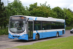Ulsterbus Foyle 2437 UEZ2437 (Will Swain) Tags: derry londonderry 12th june 2018 bus buses transport travel uk britain vehicle vehicles county country england english williamsdigitalcamerapics101 ulsterbus foyle 2437 uez2437 uez