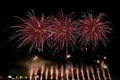 第3回会津全国煙火競演会 3rd Aidu All Japan Fireworks Competition (ELCAN KE-7A) Tags: 日本 japan 福島 fukushima 会津若松 aiduwakamatsu 会津全国煙火競演会 fireworks competition ペンタックス pentax k3ⅱ 2018