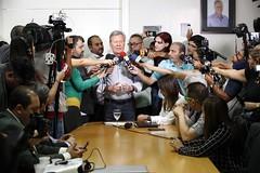 07.11.2018 Prefeito Arthur Virgílio, lança o aplicativo Manaus mais Luz.