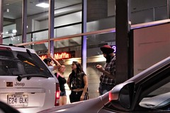 CANADA | Québec | Montréal (nizega) Tags: canada quebec montreal downtown summer centreville lights nightshots noflash colors people nizega 2018 bridge jacques cartier cityhall uqam