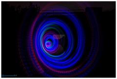 Tunnel spatio-temporel (jamesreed68) Tags: lightpainting night nuit insolite alsace 68 hautrhin wattwiller