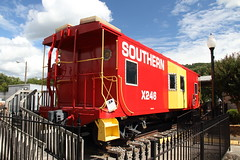 Fort Payne AL, USA (Paul Emma) Tags: usa alabama fortpayne depot railway railroad station