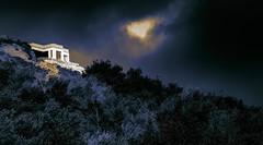 2251 A Break in the Clouds (foxxyg2) Tags: storm clouds sky light angidia naxos cyclades greece greekislands islandhopping islandlife topaz topazsoftware topazstudio art