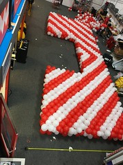 PSV balloon wall