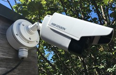 "HIKVISION BULLET CCTV CAMERA • <a style=""font-size:0.8em;"" href=""http://www.flickr.com/photos/161212411@N07/30198281877/"" target=""_blank"">View on Flickr</a>"