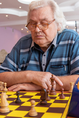 Grand Prix Spółdzielni Mieszkaniowej w Szachach Turniej VII-19