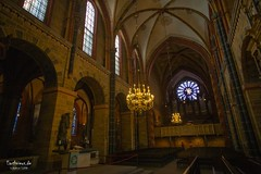 Bremen Cathedral (Stefan Beckhusen) Tags: bremen hansestadtbremen cathedral dome church religion indoor spirituality building architecture environment ambiente ancient medieval wideangle city town
