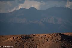 Near Ouarzazate, Morocco (Hans Olofsson) Tags: landscape landskap marocko morocco atlas mountain atlasmountain bergslandskap berg bergskedja