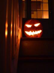 Jack-o-Lantern 2018 (eppujensen) Tags: eppujensen 2018november everydaylife 2018october halloween autumn fall holidays pumpkins carved decorations lanterns jackolanterns