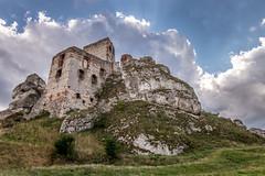 _DSF0929-2 (Kornelka, Natalka oraz Wiktor) Tags: olsztyn zamek olsztynie juromania 2018 castle