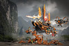 """Full Steam"" S. 1/ Ep. 4 ""The Last Raid Of The Sky Pirates"" (Markus ""madstopper78"" Ronge) Tags: moc legosteampunk toyphotography fullsteamlego legopotsdam steampunk steampunklego ninjago nadakhan airship skybound skypirates legophotography legofan lego"