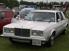Chrysler New Yorker Fifth Avenue V8 (D824 CFR) (Ray's Photo Collection) Tags: swalefestivaloftransport d824cfr chrysler newyorker fifthavenue swale festivaloftransport brogdale faversham kent england uk classic car show v8