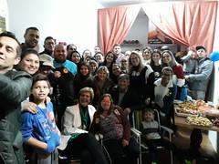 03/10/18 - Visita ao comitê de Gravataí. Alegria em estar com toda a turma de Gravataí.