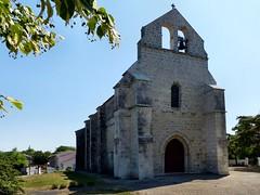 Vouhé - Notre-Dame de l'Assomption (Martin M. Miles) Tags: vouhé nouvelleaquitaine charentemaritime17 france