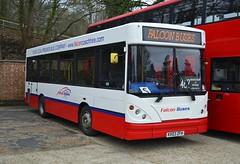 Falcon Buses KV03 ZFH (tubemad) Tags: falcon buses caetano nimbus dennis dart kv03zfh cobham spring rally