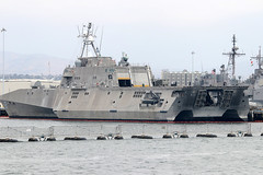 LCS-2- USS Independance (NTG842) Tags: san diego south harbor cruise lcs2 uss independance