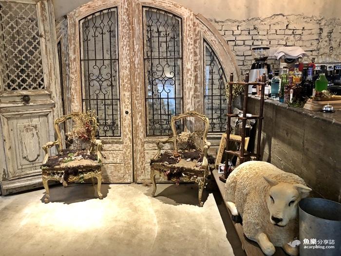 【台北大安】Truffles Aroma 舒服氣息│老件古物餐廳│設計風網美咖啡店 @魚樂分享誌
