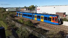 18i682_RotherhamParkgate (Felixjaz) Tags: rotherhamparkgate 2018 supertram class399 tramtrain 399203 2a33 rx100m6 stagecoach