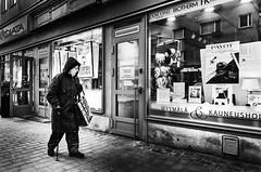 Beauty Shop (tiitkbi) Tags: streetphotography woman bw blackwhitepassionaward