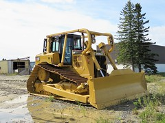 Cat D6T LGP Bulldozer (Gerald (Wayne) Prout) Tags: catd6tlgpbulldozer cat d6t lgp bulldozer unitedequipmentrental mountjoytownship cityoftimmins northeasternontario northernontario ontario canada prout geraldwayneprout canon canonpowershotsx60hs powershot sx60 hs digital camera photographed photography equipment vehicle dozer crawlertractor tracktype tractor caterpillar machine machinery united rental mountjoy township city timmins northeastern northern construction forestry mining riversidedrive
