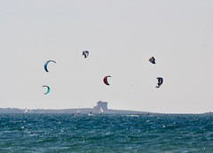Nell'aria (marcus.greco) Tags: aria aquiloni mare sea sky summer water flyingkites