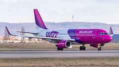 Airbus A320-232(WL) HA-LWY Wizz Air (William Musculus) Tags: airport spotting basel mulhouse freiburg euroairport flughafen eap bsl mlh lfsb halwy wizz air airbus a320232wl wizzair wzz w6 a320200