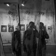 (Paysage du temps) Tags: 2018 20180605 allemagne berlin deutschland fp4 film germany ilford pierre portrait summicron35mm autoportrait selfportrait