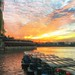 Bei Hai Sunset - Beijing 北海,北京,中国