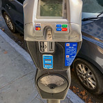 New Apple Pay Parking Meter, San Jose, California thumbnail