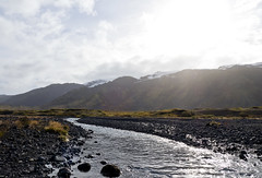 typical Iceland (kalakeli) Tags: þórsmörk iceland island september 2018 impressions impressionen beautifuliceland wunderschönesisland backlight gegenlicht