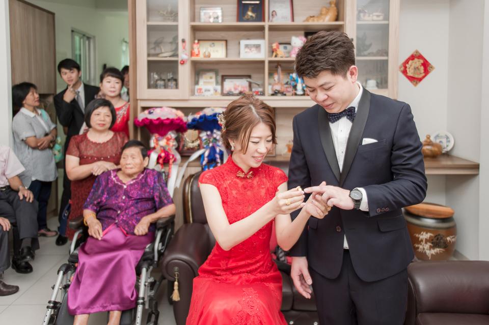 台南婚攝 海中寶料理餐廳 滿滿祝福的婚禮紀錄 W & H 054