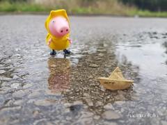 George Pig   #pennywise #it #georgepig #peppapig (Gaetano Trotta) Tags: pennywise georgepig it peppapig