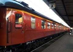 A2 5043, Göteborg C 2018-11-06 (Michael Erhardsson) Tags: brun vagn 60talsvagn göteborg 2018
