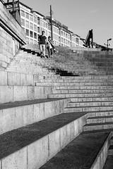 (garrick.fenner) Tags: portrait lyon river street people life architecture city ville saône fleuve stairs escaliers marches