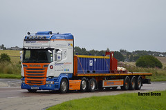 N.J. BREMNER (GRAMPIAN CONTINENTAL) SCANIA TOPLINE STREAMLINE R580 V8 P500 NJB (Darren (Denzil) Green) Tags: p500njb grampiancontinentalscania essexinternational njbremneraberdeen continentallogistics grampian generaltransport generalhaulage r580v8 streamline topline scania scaniatrucks trailer transport oilandgas ukandeurope logistics njbremner grampiancontinental grampiancontinentalaberdeen