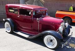 1930 ford (bballchico) Tags: 1930 ford sedan larrygenschrorck grandnationalroadstershow car