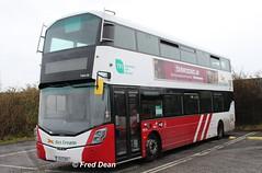 Bus Eireann VWD59 (172G1303). (Fred Dean Jnr) Tags: buseireann galway galwaydepot september2018 volvo b5tl wright eclipse gemini3 vwd59 172g1303