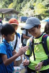 PA011016 (earth_cixing) Tags: 慈心華德福 大地班 2018 5b 校外教學 福山植物園 植物主課