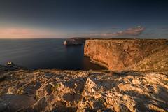 On the edge (Sizun Eye) Tags: capestvincent portugal cliffs sea rocks nature seascape sizuneye nikond750 nikon1424mmf28