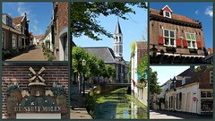 Innercity of Amersfoort (joeke pieters) Tags: 1410771 1410777 1410782 1410853 1410867 panasonicdmcfz150 amersfoort utrecht nederland netherlands holland collage