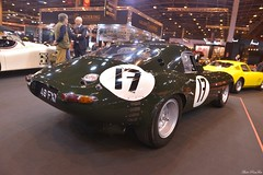 1961 Jaguar E-Type SI (pontfire) Tags: 1961 jaguar etype si 49 fxn chassis number s850663 38 lightweight open two seater right hand drive