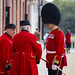 CDS Hosts His French Counterpart At The Royal Hospital Chelsea
