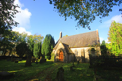 Inverchaolain Church (Hugh Spicer / UIsdean Spicer) Tags: inverchaolainchurch scotland cowal firthofclyde lochstriven