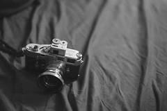 Leica M3 DS & RF Carl Zeiss Sonnar 50mm f/1.5 (Eternal-Ray) Tags: leica m10 & summilux 50mm f14 asph black chrome 11688 m3 ds leicam3 rf carl zeiss sonnar f15
