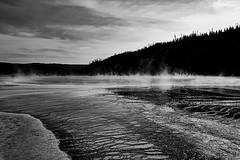 Grand Prismatic Spring, Grand Loop Rd, Yellowstone National Park, Wyoming - USA - 1 (b_kohnert) Tags: usa wyoming yellowstonenationalpark landscape nature