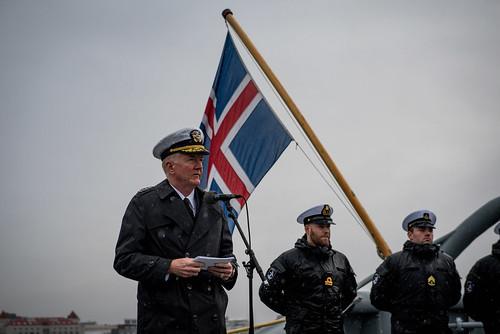 Adm. James G. Foggo III remarks at Battle of the Atlantic in Reykjavik, Iceland